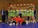 ХК'' Хасково'' - девойки младша Ж 15г.завоювали бронзовите медали на Купа''България -БФХ'' за 2013 г.