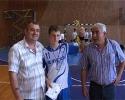Марио Полихронов от ХК''Фрегата'' - най-полезен състезател  на ДФ за М 13г. в Горна Оряховица